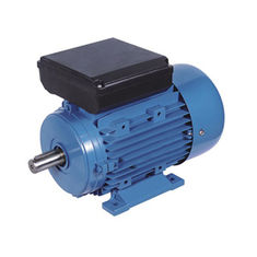 ML Series Asynchronous AC Single Phase Induction Motor With 100% Copper Wire Winding