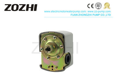 Mechanical Pressure Switch Easy Spare Part Copper Material Hydraulic Connection