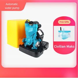 Energy Saving Automatic Water Pump 0.125KW 0.15HP ZZHM-125A With Free Face Masks